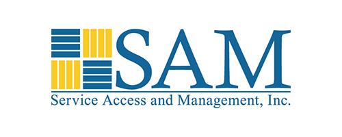 Service Access & Management logo