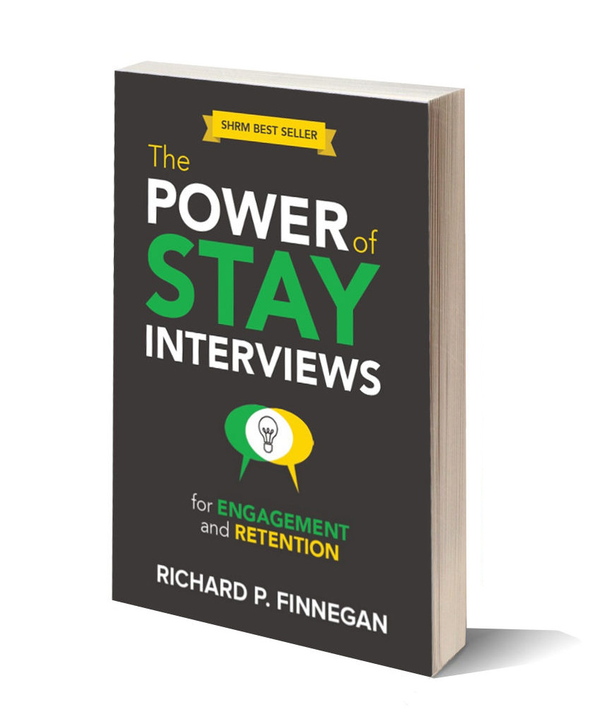 the power of stay interviews by richard finnegan